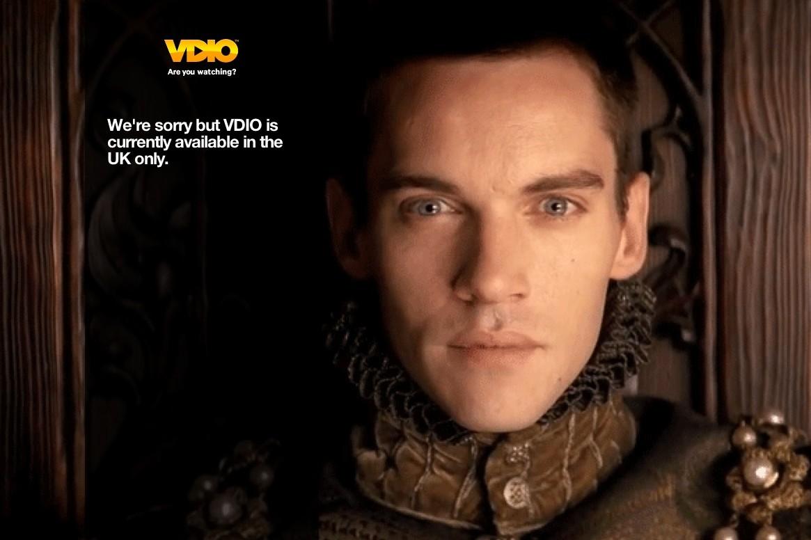 vdio homepage