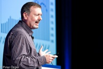 David Card, Research Director for GigaOM Pro, at GigaOM RoadMap 2011