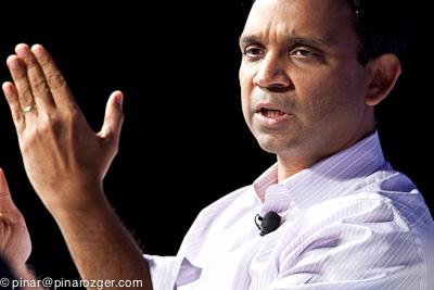 Wal-Mart's Venky Harinarayan at GigaOM RoadMap