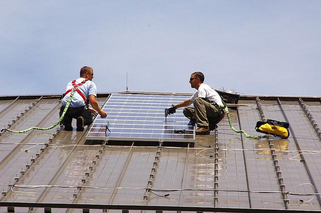 U.S. Army solar