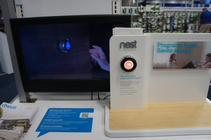 Nest Thermostat at Best Buy
