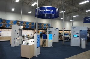 Best Buy's Home Energy section