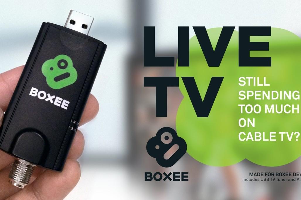 boxee LiveTV-Dongle