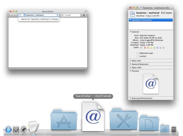 FaceTime Desktop Icon