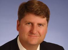 Coraid CEO Kevin Brown.