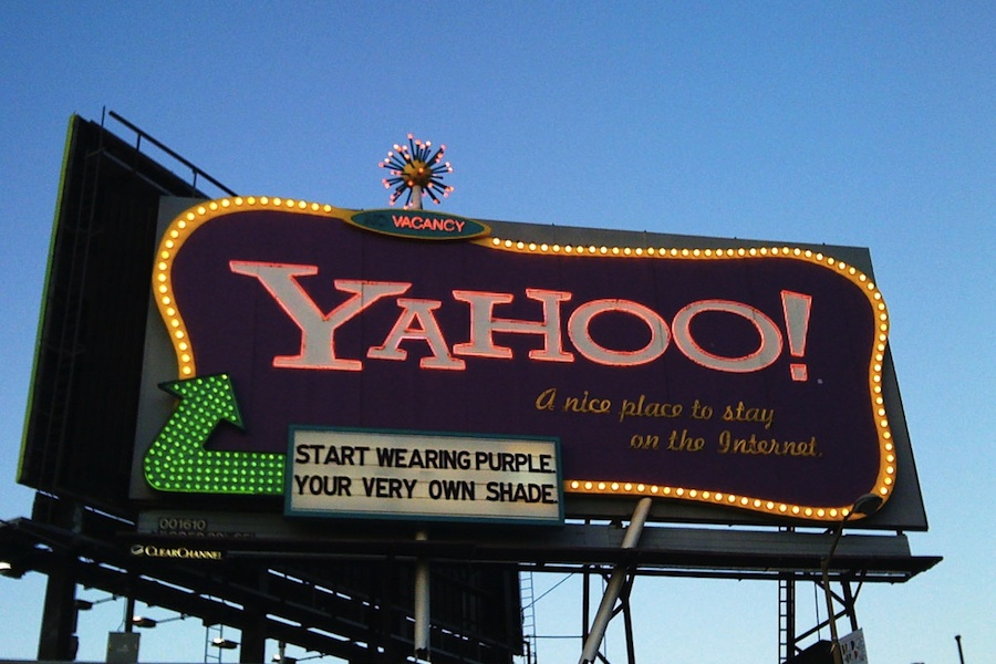 yahoo billboard
