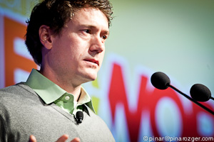 Alfresco's Todd Barr at GigaOM's Net:Work