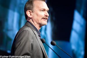 Oblong Industries' John Underkoffler at GigaOM Net:Work 2011