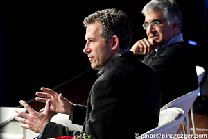 Flextronics' David Smoley and Workday's Aneel Bhusri at GigaOM's Net:Work 2011