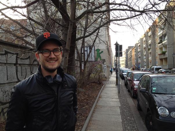 SoundCloud CEO Alex Ljung