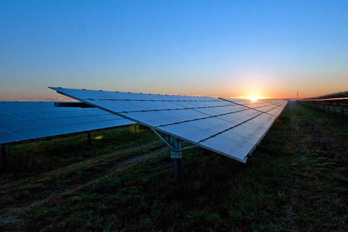 Duke Energy solar