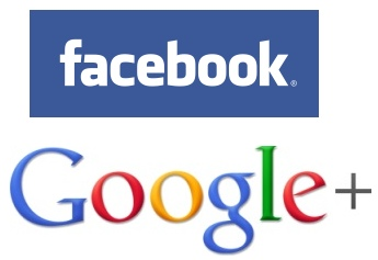 FacebookGoogle+