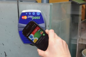 Google Wallet Cash Register