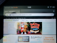 Amazon Relents: Kindle Fire Browses ANDROID MARKET
