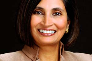 Cisco's Padmasree Warrior