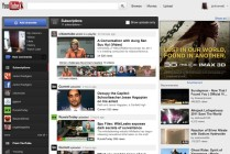 youtube relaunched home page