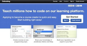 Codecademy Course Creator screenshot (click to enlarge)