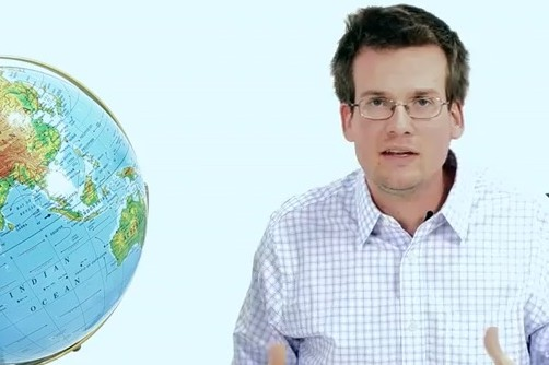 crashcourse john green