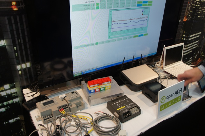 Wireless Glue's energy management system with Tokyo Electric Company