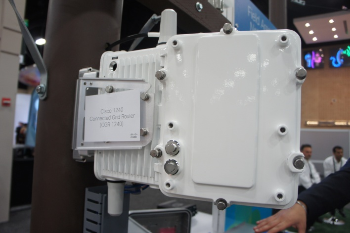 Cisco's grid router, ruggedized