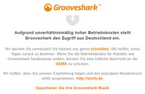 groovesharkgerman