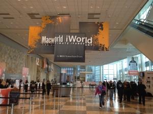 Macworld | iWorld banner