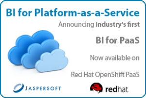 Jaspersoft_RedHat announcement