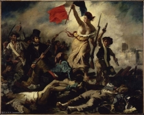 louvre-july-liberty-leading-people-French-Revolution