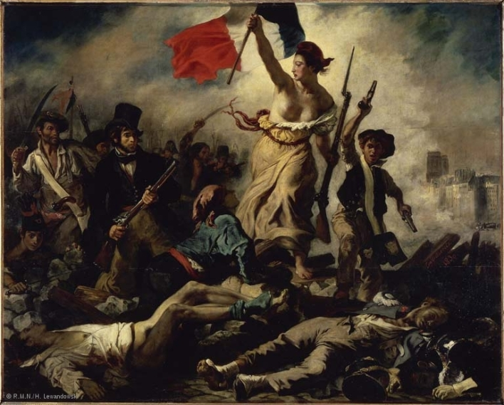 Free Mobile has kicked of a French Revolution of its own  (source: The Louvre)