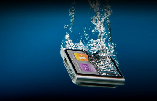 HZO iPod nano