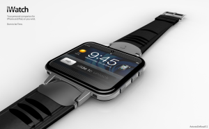 A future iWatch could test Apple's cloud chops
