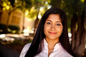 Piazza founder and CEO Pooja Sankar