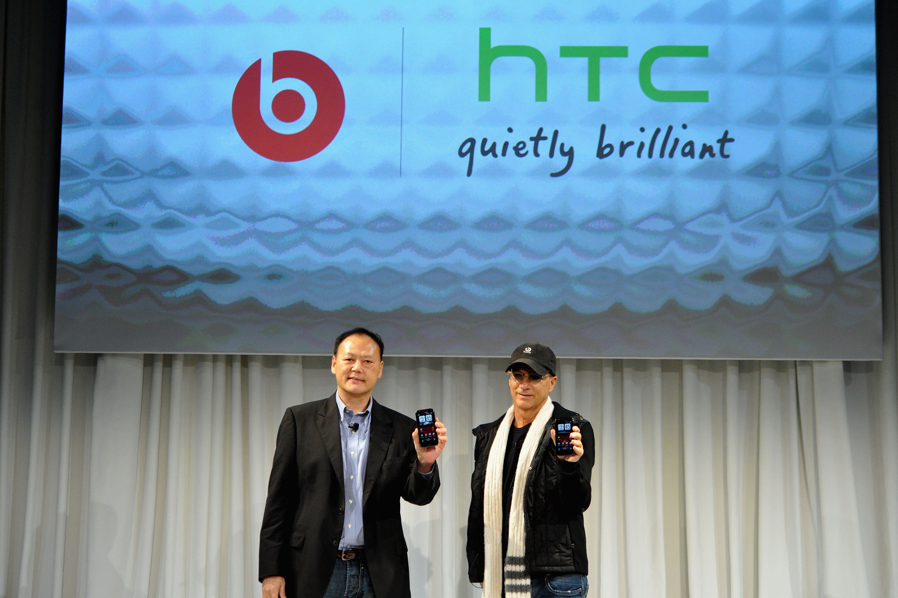 HTC Rezound Launch Event