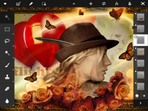 Adobe Photoshop Touch iPad