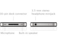 Apple iPhone 4S 30-pin dock connector