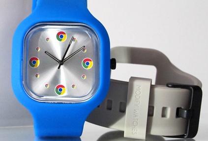 chrome-watch