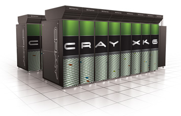 Cray's XK6 supercomputer