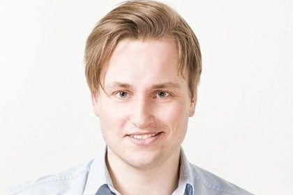 Dominik Richter, CEO of HelloFresh