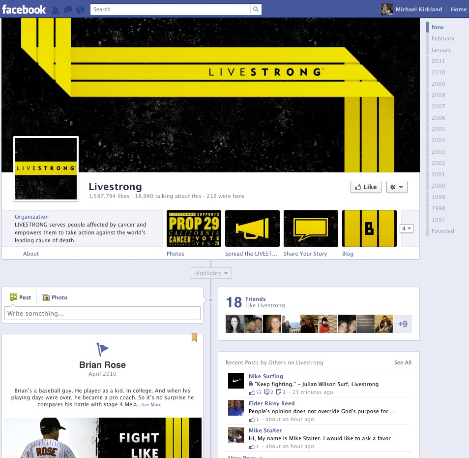 fb pages screen - livestrong - cover copy 2