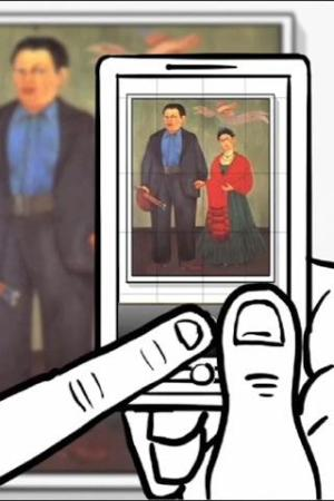 Google Goggles Diego Rivera Frida Kahlo