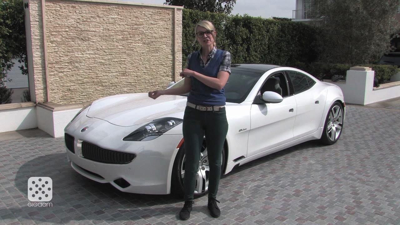 Green Overdrive: A Fisker Karma test drive Thumbnail