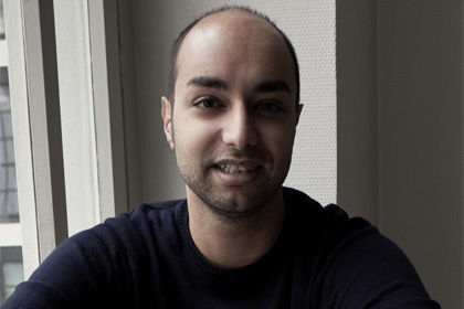Ijad Madisch, CEO and co-founder ResearchGate