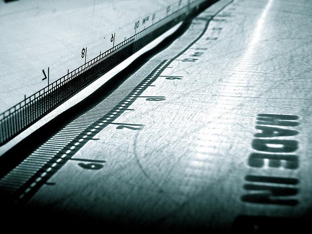 stock ruler