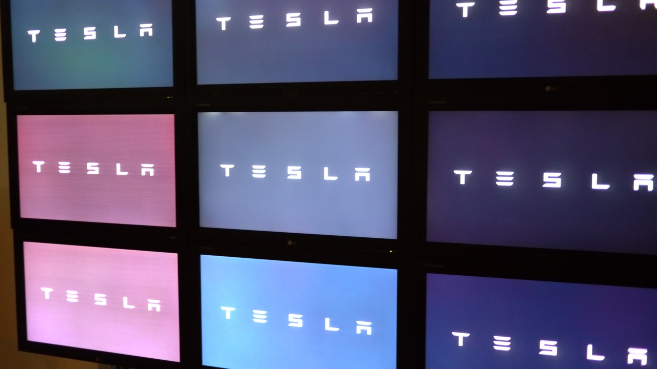 Tesla party