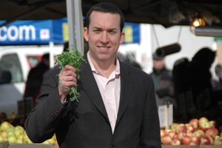 BrightFarms CEO Paul Lightfoot