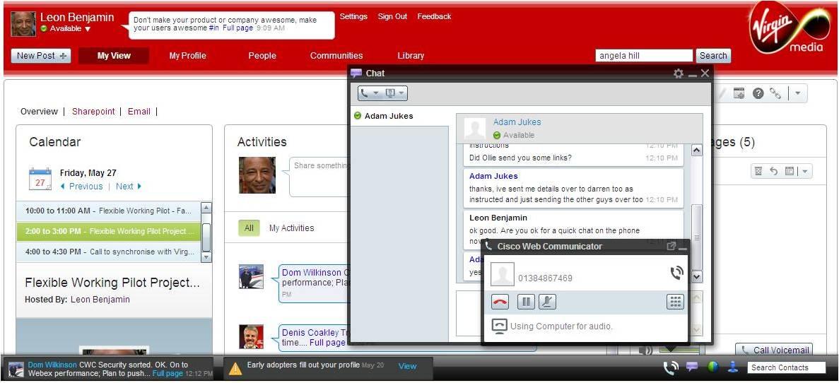 Quad Virgin screen 1