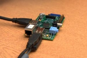Raspberry Pi low cost computer built on ARM and Linux