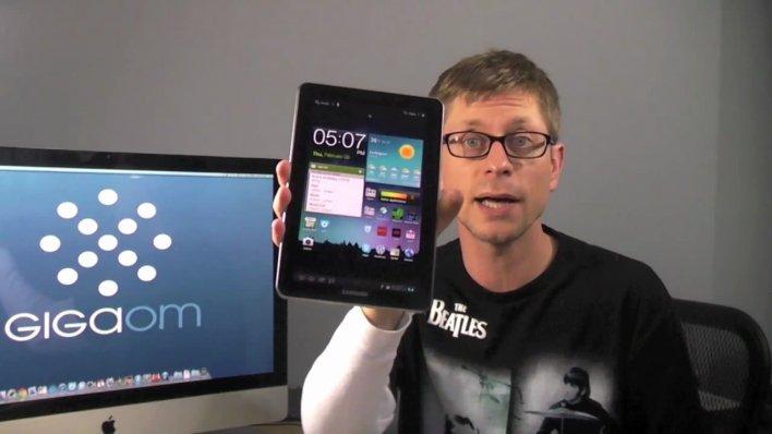 Samsung Galaxy Tab 7.7: Best small slate yet? Thumbnail