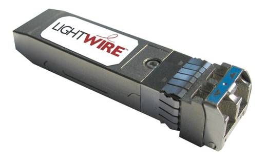 LightWire's optics transceiver.