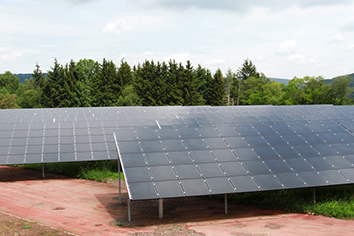 Solar Frontier project in Germany